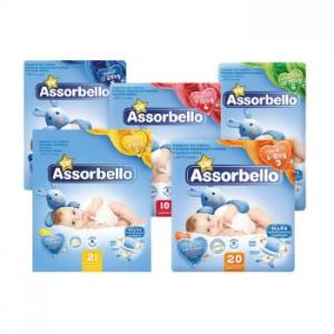 Pannolini Assorbello Dry Fit