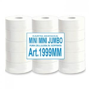 Carta igienica mini mini jumbo