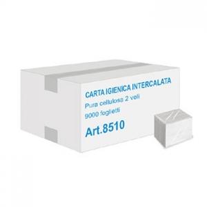 Carta igienica Intercalata Micro